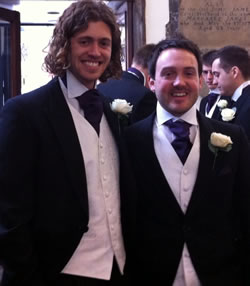 Wedding Morning Suits