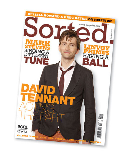 Sorted Magazine - November/December 2012