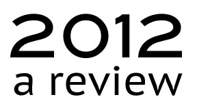 2012: A review