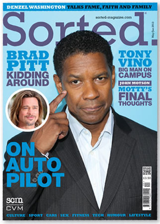 The May-June edition of Sorted Magazine is available in W.H. Smiths now